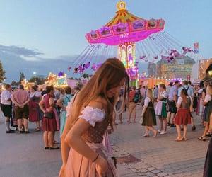 dress, fashion, and festival image