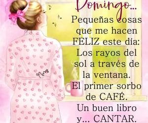 cafe, vida, and cantar image