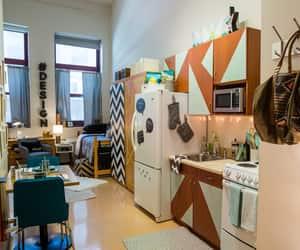 college, room, and pastelangel101 image