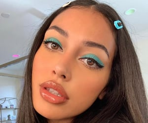 makeup, cindy kimberly, and beauty image