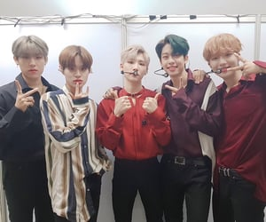 kpop, ab6ix, and youngmin image