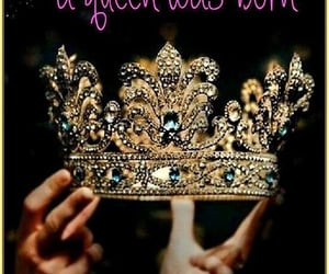 crown, happy birthday, and princess image