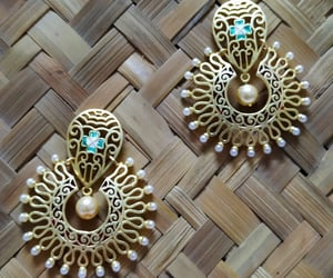 earrings, jewellery, and nice image