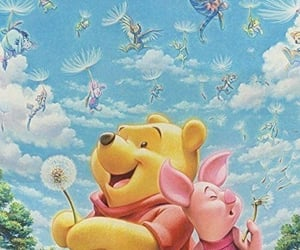 pooh, wallpaper, and ursinho pooh image