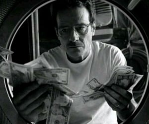 breaking bad, money, and walter white image