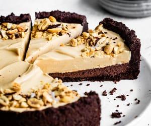 cake, cakes, and cheesecake image