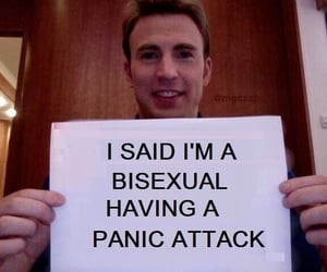 bisexual, steve, and captain america image
