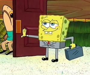 meme, mood, and sponge image