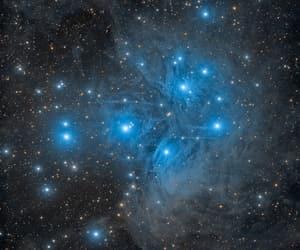 nebula, space, and galaxy image