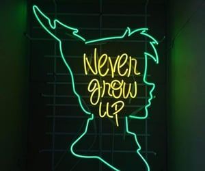advice, green, and neon image