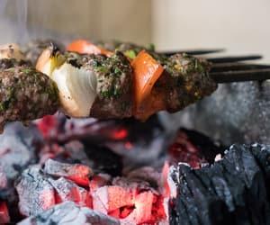 kebab, mediterranean food, and israeli food image