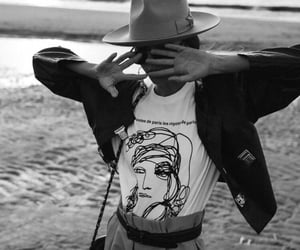 style, fashion, and black and white image