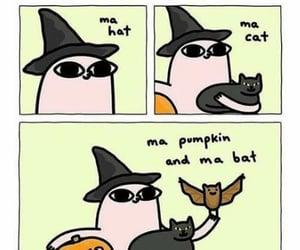 bat, cat, and comic image