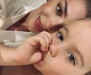 adorable, kids, and mom image