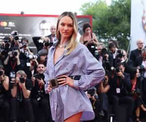 fashion, appearances, and candice swanepoel image