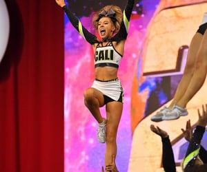 cali, cheerleading, and cheer image