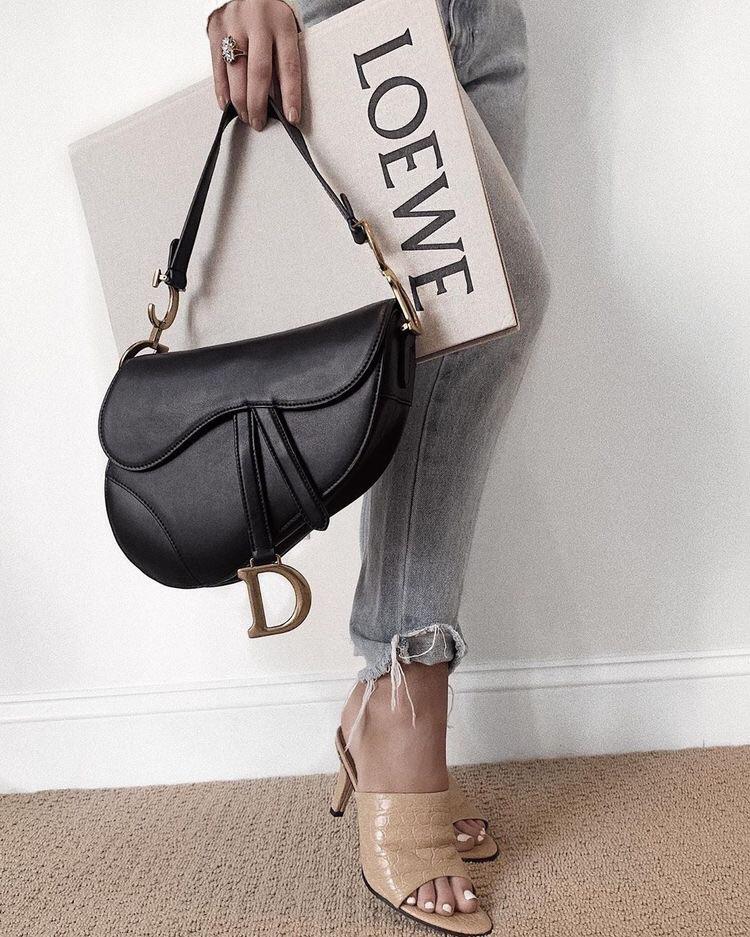 fashion, bag, and dior image