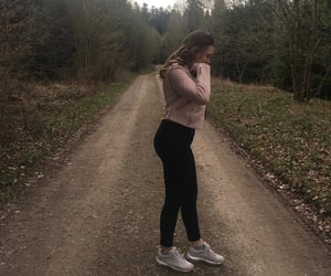autumn, forest, and airmax image