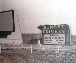 films, cinema, and drive-in image
