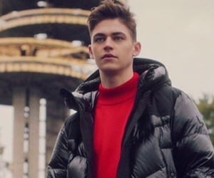 after, after movie, and hero fiennes tiffin image