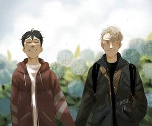 !!!!!, anime, and art image