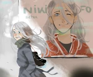 anime, art, and yoi image