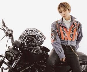 exok, baekhyun, and exo image