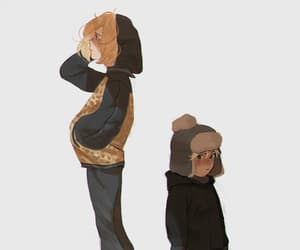 !!!!, anime, and art image