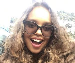 beauty, davis, and selfie image