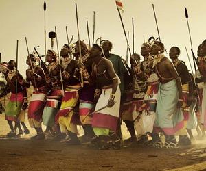 colour, dance, and Kenya image