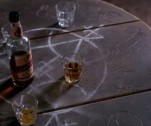 alcohol, demon, and tv series image