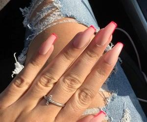 beauty, etsy, and fake nails image