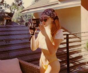 sabrina carpenter and vintage image