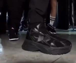 boot, chunky, and emo image