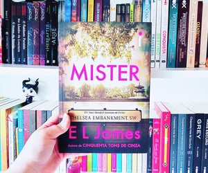 book, livro, and fifty shades darker image