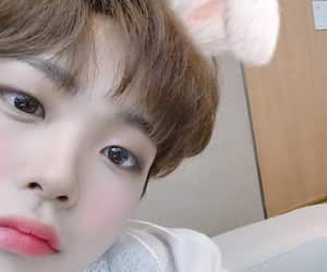 x1 and hyeongjun image