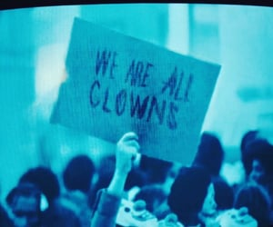 aesthetic, clowns, and joaquin phoenix image