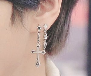 earrings, icon, and lq image