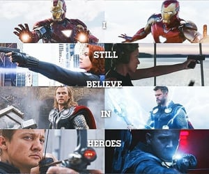 Avengers, believe, and captain america image