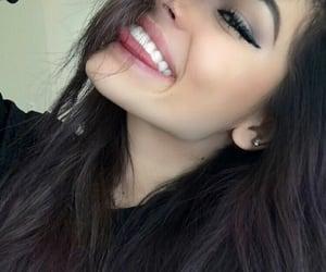 girl, smile, and maggie lindemann image
