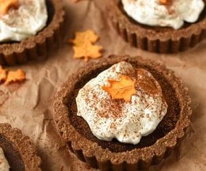 autumn and chocolate image