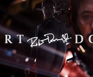 Avengers, robert downey jr, and gif image