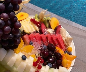 fruit and summer image