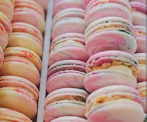 cookie, pink, and sweet image