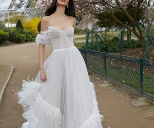 aesthetic, beautiful, and dres image