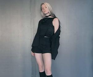 aesthetic, black, and euphoria image