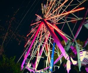 carnival, night, and parade image