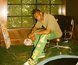 artist, rapper, and cactus jack image