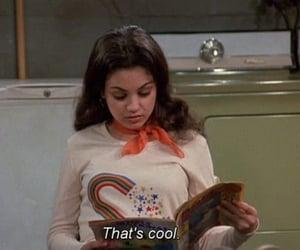 Mila Kunis, that 70s show, and jackie burkhart image