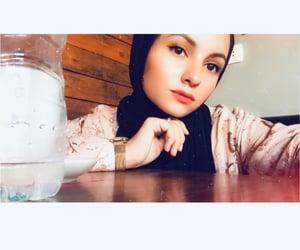 arab, hijab fashion, and إسﻻميات image